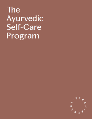 The Ayurvedic Self-Care Program