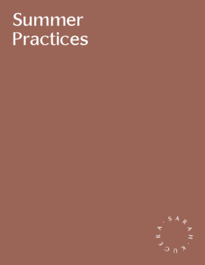 Summer Practices — Cover